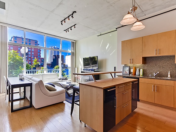 Featured Listing: Fully Furnished Fahrenheit #206 For Rent in the East Village