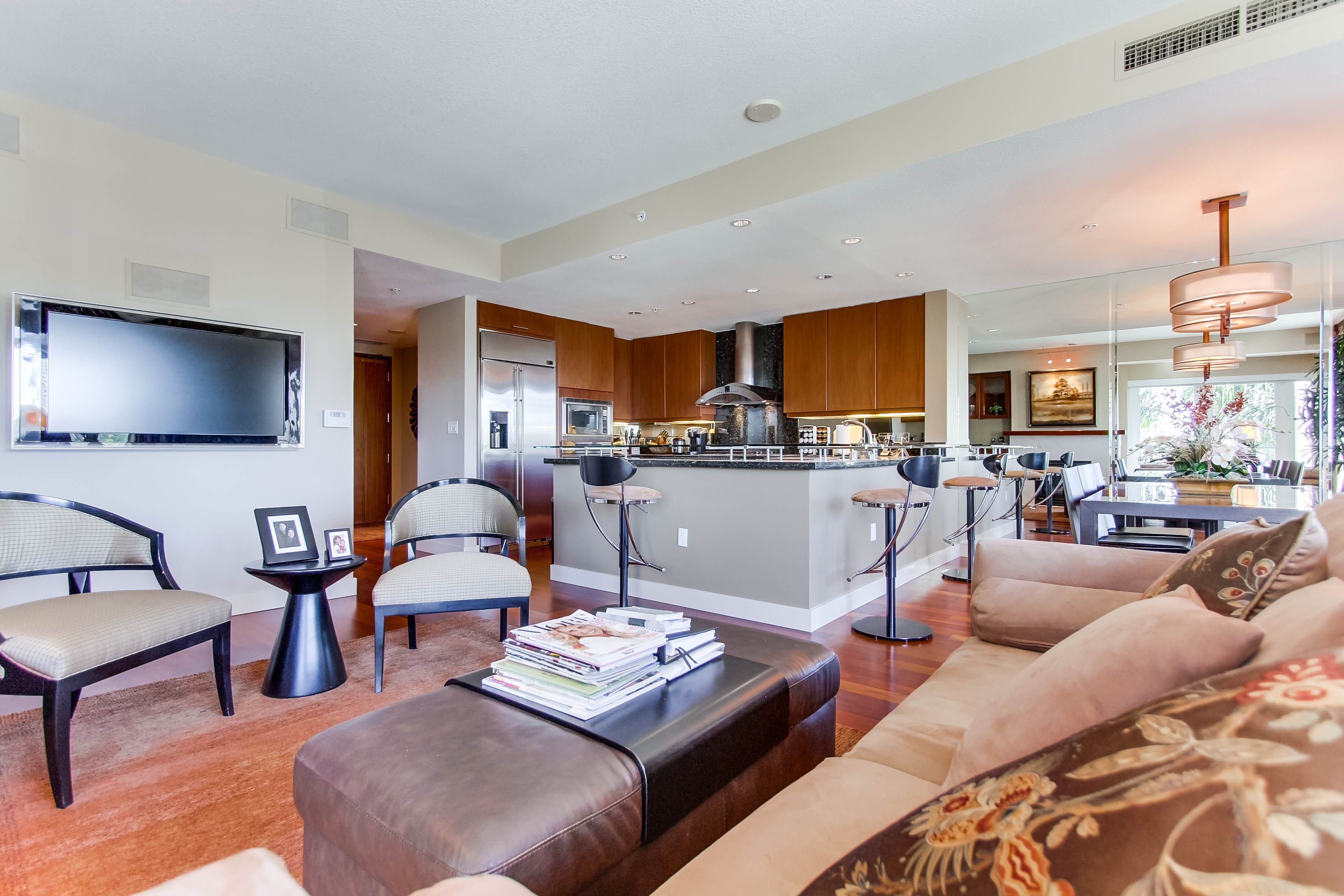 Grande #405 - New Featured Downtown San Diego Condo For Rent