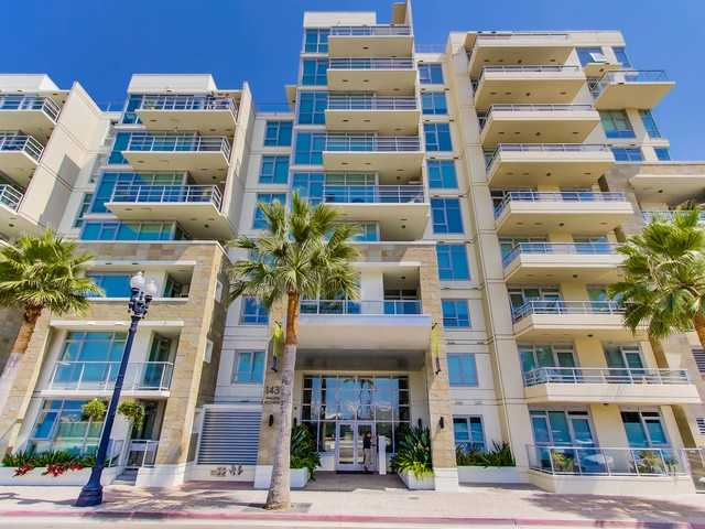 Featured Listing - Breeza #404 For Rent in Downtown San Diego