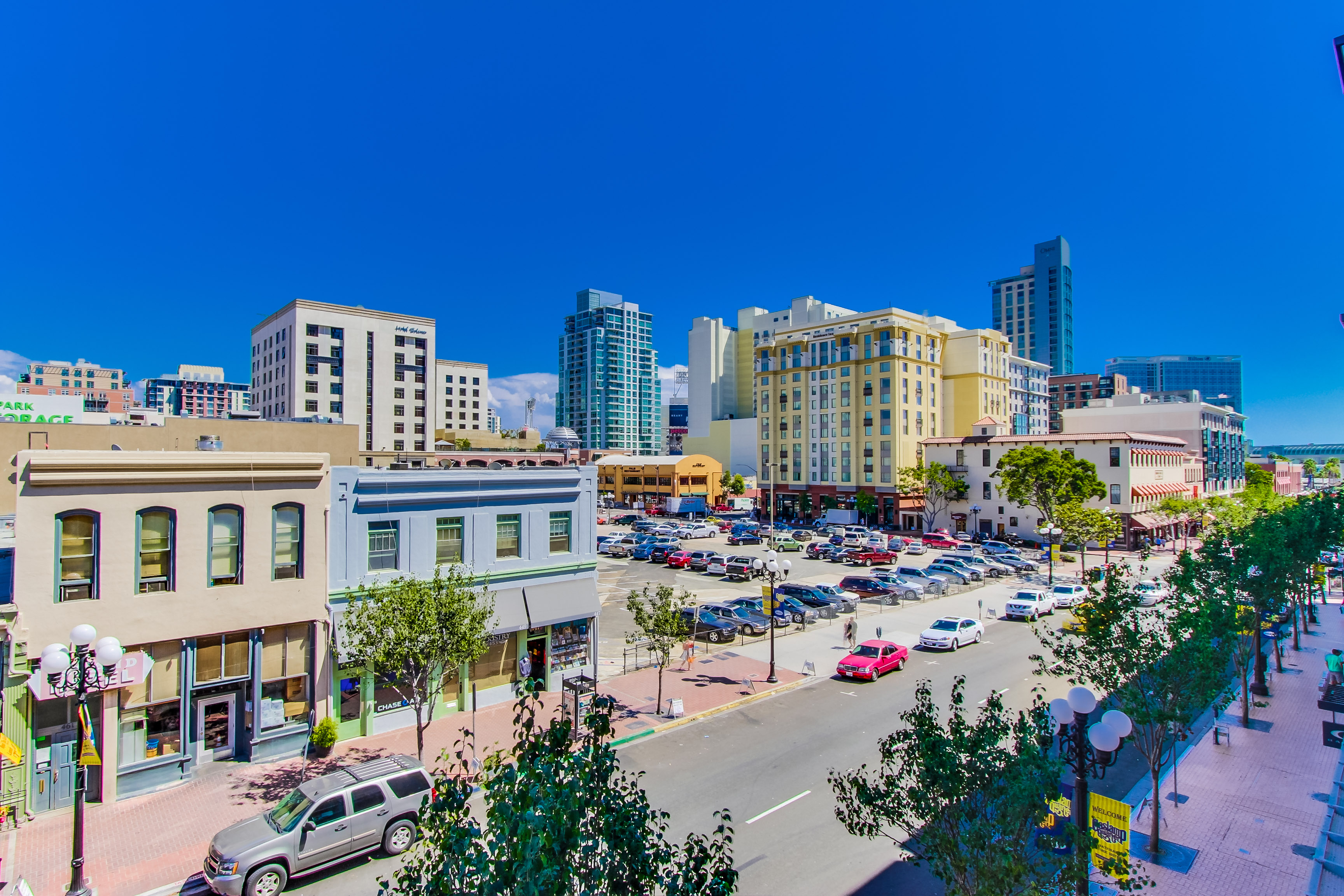 Gaslamp Downtown San Diego Condos And Lofts For Sale