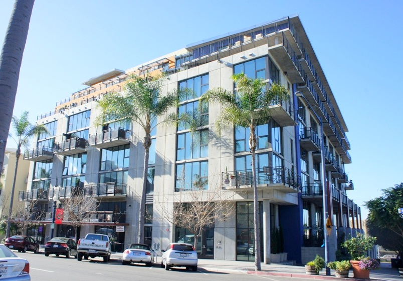 Doma lofts in downtown san diego s little italy neighborhood - Loft industriel san diego californie ...