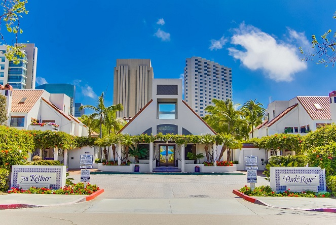 Park Row #39 For Sale in Downtown San Diego's Marina District