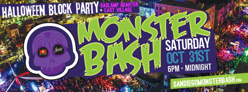 Bash 2015 in Downtown San Diego