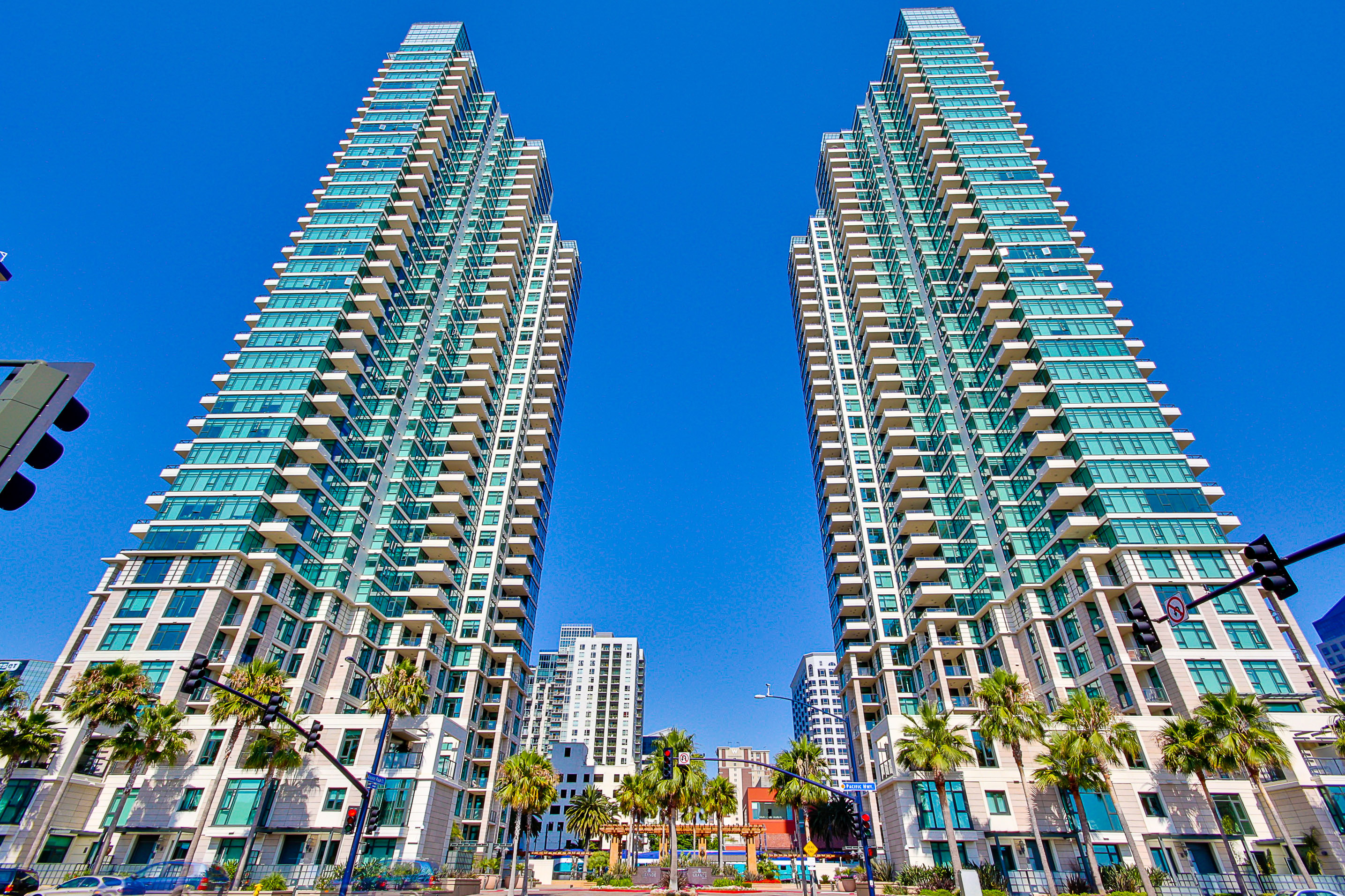 The Grande 1169 Downtown San Diego Condo For Rent