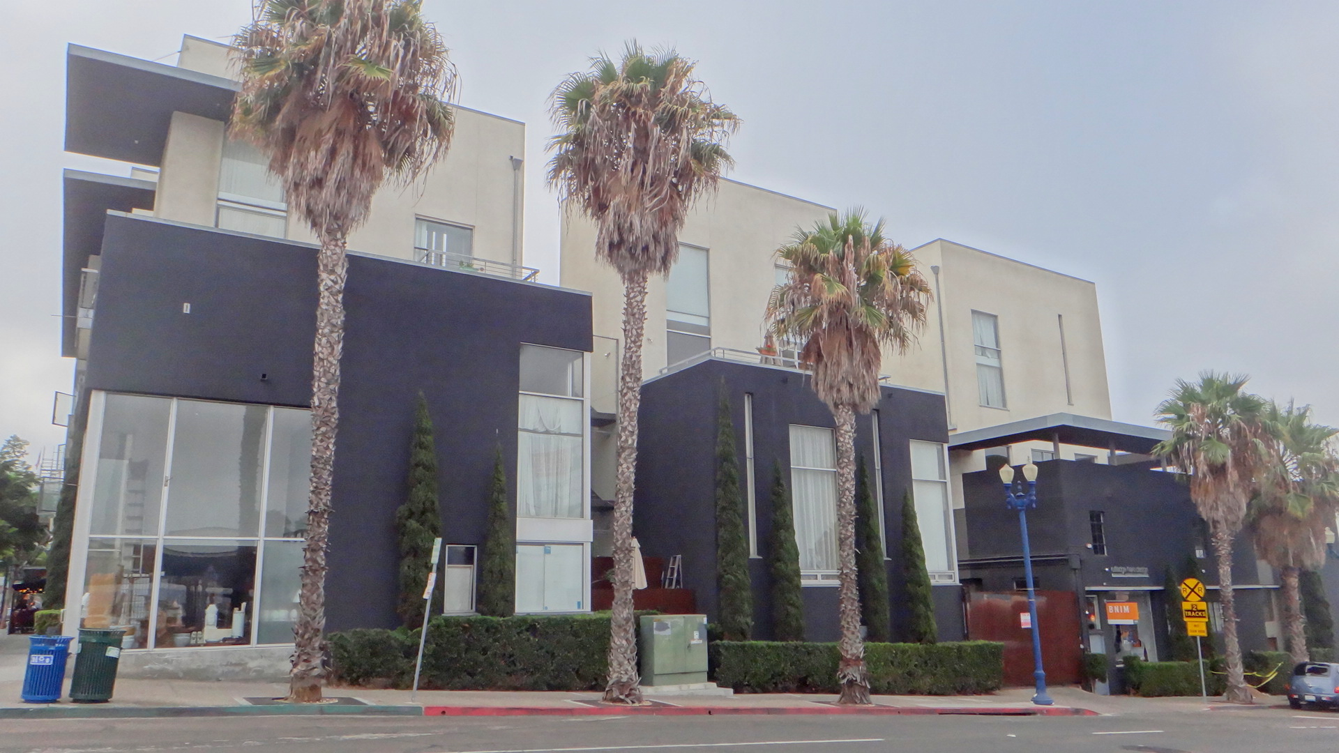 Waterfront Lofts Located In Downtown San Diego S Little Italy